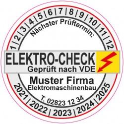 Elektro Check VDE mit Ihrer...
